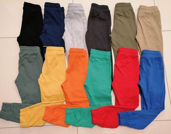 Spodnie dresowe 116 H&M