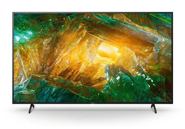Телевизор SONY KD-65XH8096BR2 Официальная гарантия