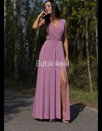 Sprzedam długą sukienkę
