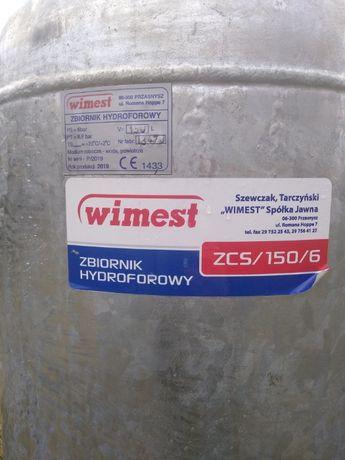 Hydrofor 150L 2019 Jak nowy ocynk wimest ZCS/150/6