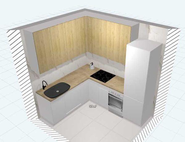Mieszkanie Zabrze Rokitnica nowoczesne po generalnym remoncie M3