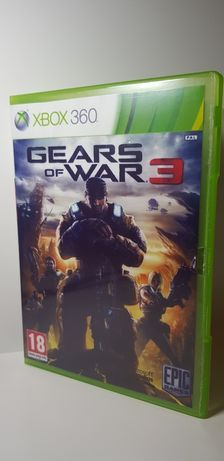 Gears of War 3 na Xbox 360