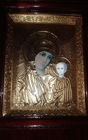 Икона Божией Матери (старая)