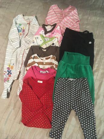 Одяг для новонароджених, розмір 56, 62, 68
