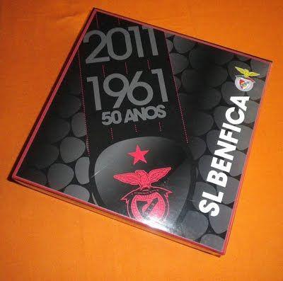 """Jogo de Mesa Pentabox SL Benfica"""" 50º aniversário"""