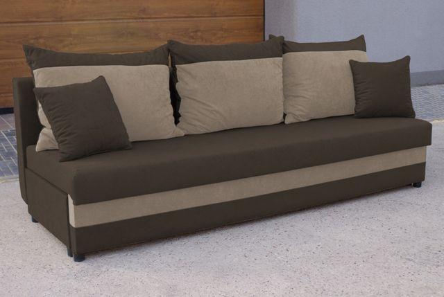 Kanapa rozkładana z funkcją spania Smart! Łóżko Sofa Wersalka