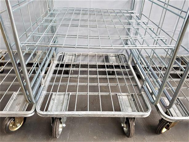 Wózek magazynowy transportowy kurierski warsztat rollkontener-1000szt.