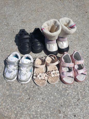Взуття для дівчинки, кросси, кеди, босоніжки, сапоги