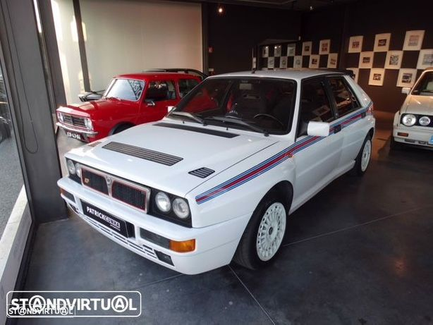Lancia Delta HF INTEGRALE MARTINI RALLY 5