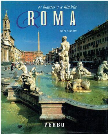 9772 Os Lugares e a História - Roma de Beppe Ceccato