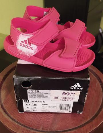Sandałki Adidas roz. 29