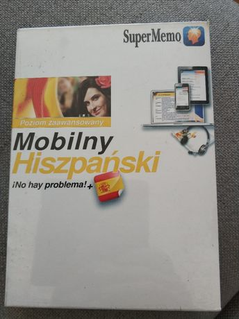 Mobilny Hiszpański B2-C1 SuperMemo No hay problema