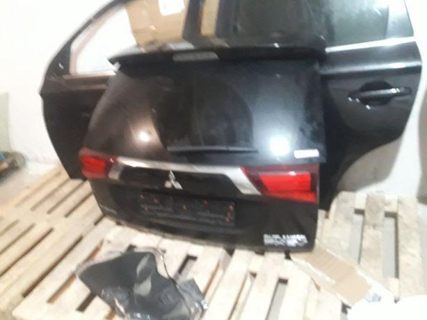 Четверть Крыша Лонжерон Стекло Дверь Бампер Mitsubishi Outlander 3