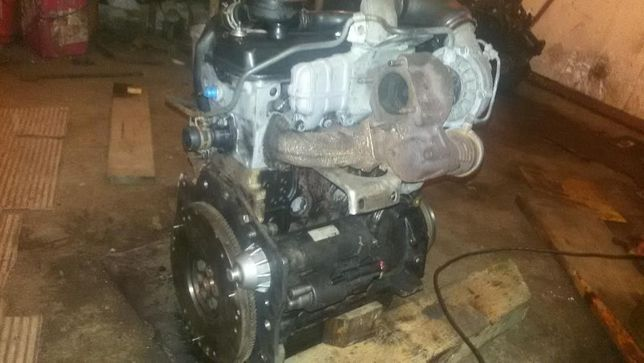 Дизельный двигатель vw Volkswagen двигун мотор ВАЗ Нива 2121 дизель.
