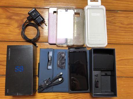 Samsung S8 como novo