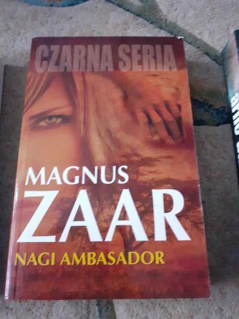 Nagi ambasador M. Zaar