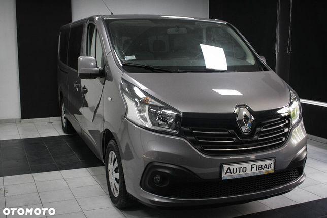 Renault Trafic 145KM*9 Miejsc*Long*I Właściciel*Salon PL*Vat23%