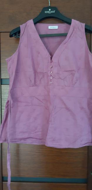 Tunika na ramiaczkach wiązana roz 42 C&A