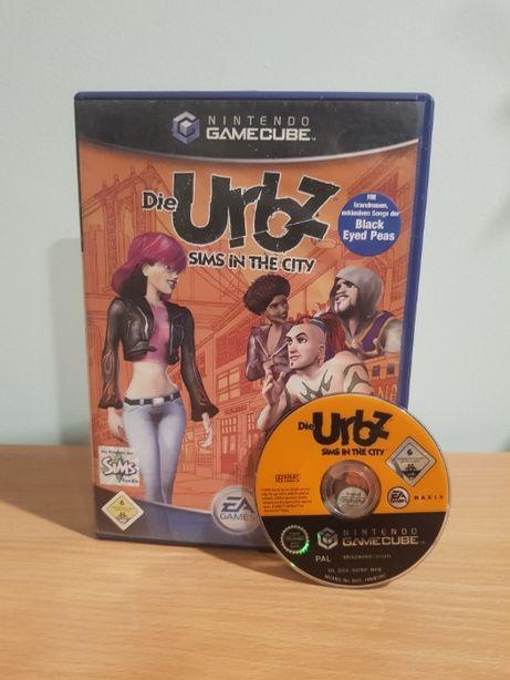 The Urbz - Sims In the City Nintendo Gamecube