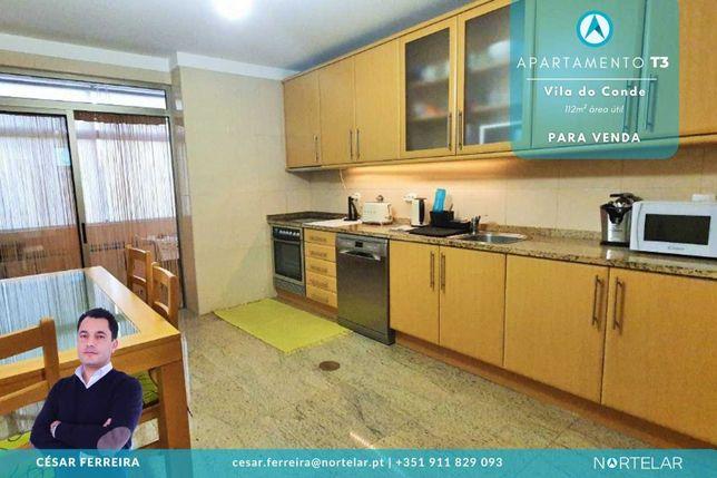 Apartamento T3 em Malta - Vila do Conde - a 10 min da praia de Labruge