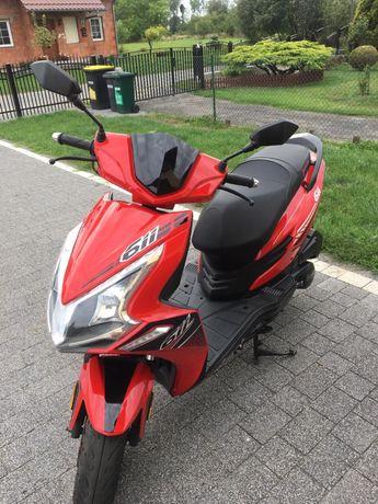 Motocykl Junak 611