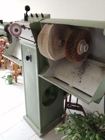 Lixadeira/ Escovadeira Industrial
