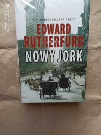 Nowy Jork E Rutherfurd