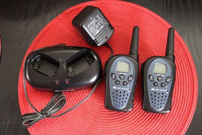 Портативная радиостанция Рация Midland LXT460