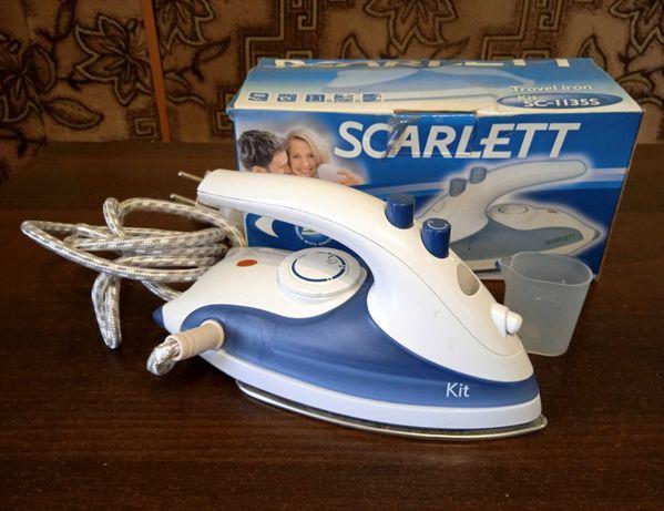Дорожный утюг Scarlett  SC-1135S
