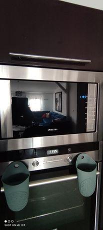 Mikrofala Samsung do zabudowy