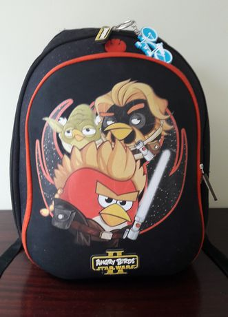 Tornister szkolny Angry Birds