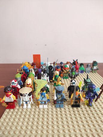 Продаю Лего минифигурки оригинал по хорошей цене , Lego Ninjago и т.д