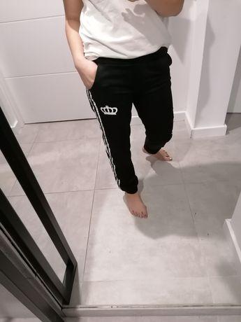 Spodnie Damskie Dres
