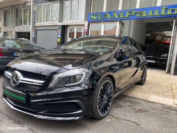 Mercedes-Benz A 45 AMG TETO PANORÂMICO 33.000km