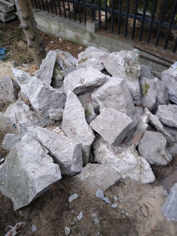 Oddam gruz betonowy