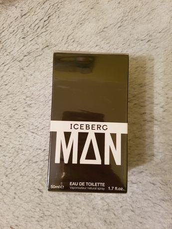 Woda toaletowa ICEBERG Man 50ml