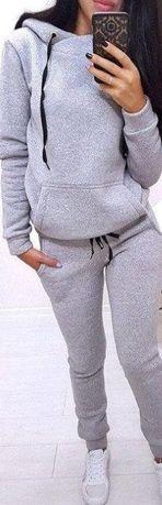 Женский спортивный костюм на флисе осень/зима.Оченьтеплый.Есть размеры