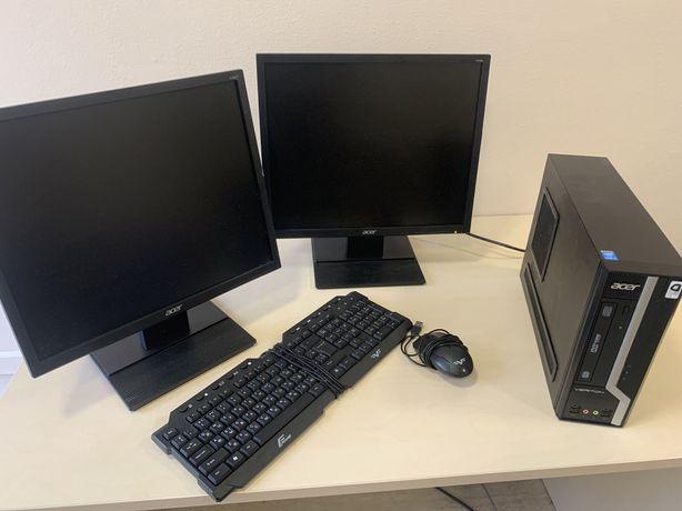 Компьютер офисный