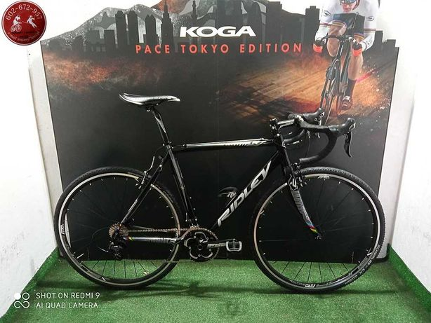 Rower przełajowy Ridley X-Bow
