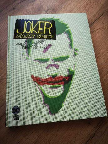 Komiks Joker - Zabójczy żart - Jeff Lemire, Andrea Sorrentino