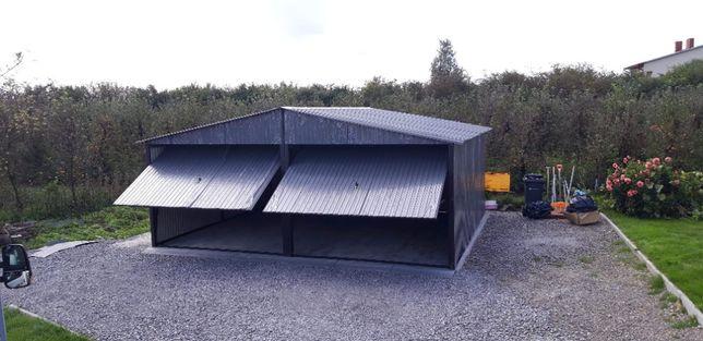 Maków Mazowiecki Garaz blaszany Garaże na wymiar Blaszak Garaze Wiaty