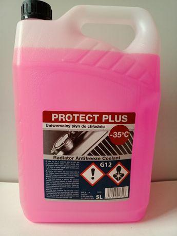 Płyn do chłodnic różowy G12 -35 5L