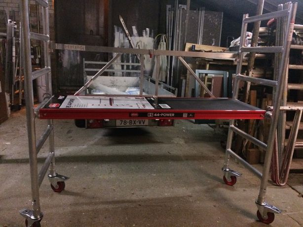 Rusztowanie aluminiowe jezdne ALTREX K2 3,00m