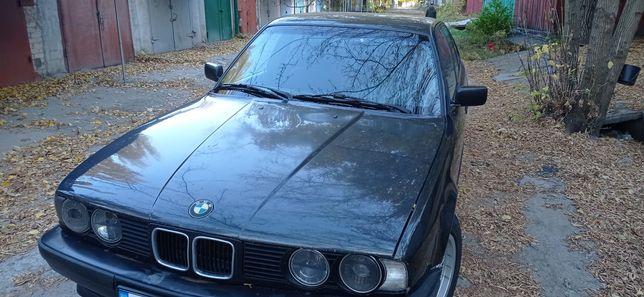 Продам БМВ 5 серии Е34