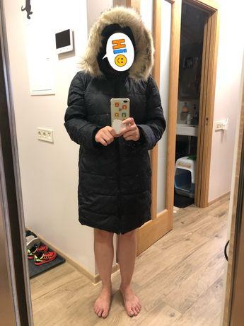Gap зимняя куртка для беременных