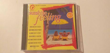 """Vários - """" Sunshine Feelings - vol. 2 """" - 2 CD - portes incluidos"""