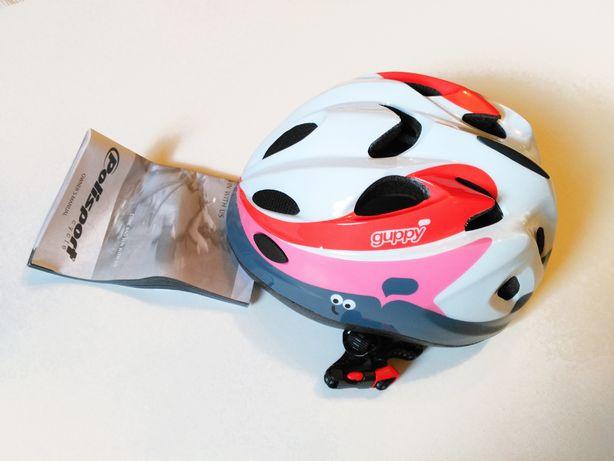 NOVO - Capacete Ciclismo Criança Polisport Guppy XS