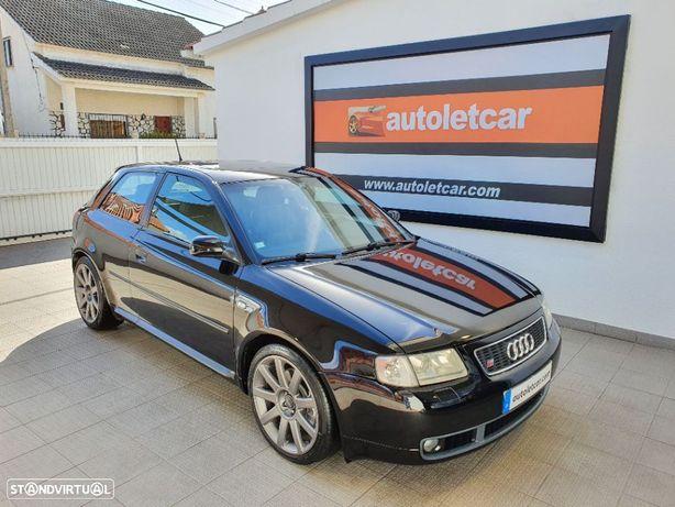 Audi S3 A3 1.8 T quattro