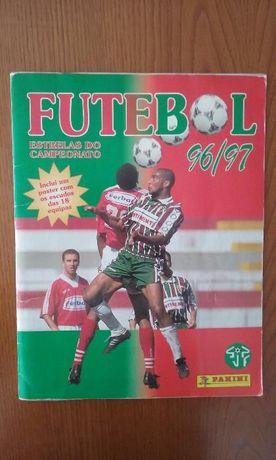 Caderneta Panini Campeonato Nacional Futebol 96/97 - Completa!!