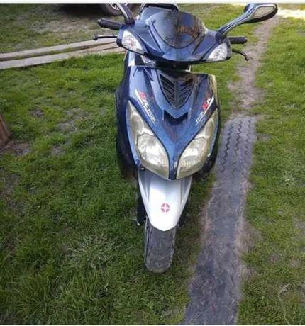 Продам двухместный скутер Fada